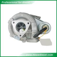 Quality JAC HFC4DA1 engine turbo 108200FA080 GT22 turbo charger 759638-5002S for sale