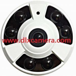 Quality 960P 1280X960P 360° Fish eye HD-AHD panoramic IR 80M Camera 360degree indoor home smart fish-eye len HD-AHD IR camera for sale