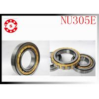 Quality KOYO NSK GCr15 Roller  Bearings NU305E  Bearing High Performance for sale