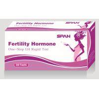 Quality One-Step LH Ovulation Rapid Test Urine for sale