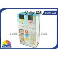 Quality Personalized E Flute Corrugated Packaging Box Carton With CMYK Printing for sale