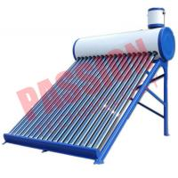 Quality Balcony Wall Mounted Solar Water Heater Copper Coil , Instant Solar Water Heater 200L for sale