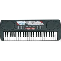 Quality 49 Key Multi-functional Type Electronic Keyboard Piano With Microphone Port MK-4100A for sale