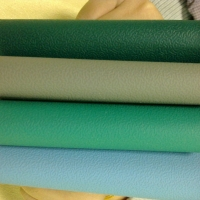 Quality Blue Green 400D 1*10m 1.2*10m 10E5 Ohm Rubber ESD Mat for sale