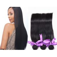 Quality Real Virgin Cambodian Wavy Hair Cambodian Straight Weave Double Drawn for sale