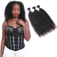 China Authentic Long Raw Brazilian Water Wave Hair Extensions Fashionable Color on sale