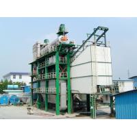 Quality 198KW Total Pwer Asphalt Recycling Plant Programmable Logic Controller for sale
