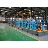 Quality CE / ISO Welded Pipe Making Machine Or ERW Tube Mill Line High Precision for sale