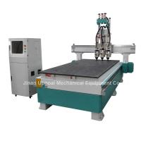 Quality Low Cost CNC Engraving Machine with Auto Tool Changing/3 Tools Changing/Servo Motor for sale