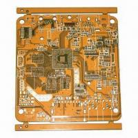 Quality 4-layered PCB for Video on Demand Box for sale