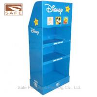 Quality Retail POP Cardboard Floor Display , Tiered Display Stand for sale