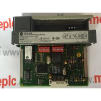 China Allen Bradley Modules 1764-MM3RTC MICROLOGIX 1500 LRP 64K MEMORY MODULE  Fully furnished on sale