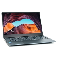 Quality 15.6Inch Screen Laptop Notebook 12gb RAM 240G SSD Mini PC Computer N5100 1920*1080 for home study student factory China for sale