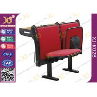 China Steel Leg Center Distance 520 mm School Desk And Chair For High School on sale