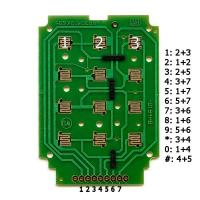 Quality 10 Layer High Frequency PCB Fabrication Service ,  Custom Made Rogers PCB for sale