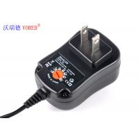 Quality RoHS Approval Multiple Output Power Supply , 6 DC Jack Multi Voltage DC Adapter for sale