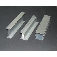 Quality Mill Finished Aluminum Extrusion Channel Frame Profiles T5 Temper for sale