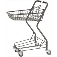 China Machine Welding Customizable Shopping Cart Convenient Supermarket Baskets And Trolleys on sale