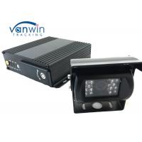 Quality 4CH / 8CH SD Card WIFI Security System 4-CH CCTV Camera AHD Kit with GPS Tracking for sale