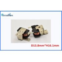 Buy 3v 6v Low Frequency Buzzer Electric Round Wired Mechanical Surface Mount Buzzer DC at wholesale prices