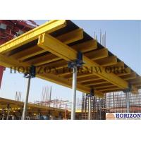 Buy cheap Flexible Slab Decking System 4.5m Height Timber Beam H20 Movable By Trolley from wholesalers