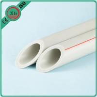 Quality Pressure PN25 PPR Aluminum Pipe , Heat Preservation Polypropylene Plastic Pipe for sale