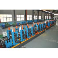 Quality High Precision SS Tube Mill Machine Milling Saw Blue Colour 90 * 90mm Pipe Size for sale