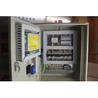 Buy cheap Metal Cabinet Programmable Logic Control Panel , Range From 0.75-250kw from wholesalers