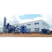 Quality Industrial Concrete Batch Mix Plant 1200KG High Power For Stirring Mill for sale