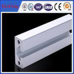 Quality Aluminium extrusion for industrial t slot aluminium profile for sale