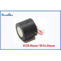 Buy Open Structure High Frequency Ultrasonic Sensor Transducer 150Vp-p Plastic Housing at wholesale prices