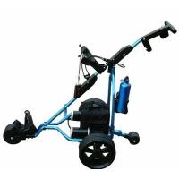 Quality Remote Controlled Golf Trolley(Aluminum)Buggy Caddy Cart for sale