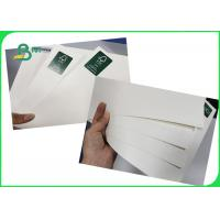 China 17.7mm 160 + 10g Folding Box Board With Plastic Coated FDA Approved Waterproof on sale
