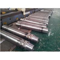 China Forging Forged Steel Tungsten carbide hardfacing Welding Overlayed raise boring machine drill stabilizer/drilling pipe on sale