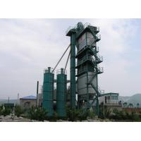 Quality 120T Finished Product Bin Underlying Type Asphalt Batching Plant Road Construction Machinery for sale