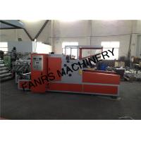 Quality Food Packaging Aluminum Foil Rewinding Machine With Embossing Roller for sale