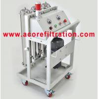 Quality Mobile Portable Oil Filter Machine Carts for sale
