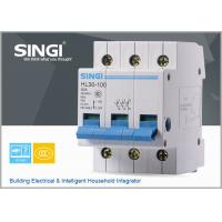 Quality SINGI HL30 230/240V disconnect switch, 1/2/3/4p 80A electric isolating switch for sale