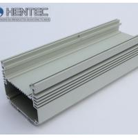 Quality Steel Polished Industrial Aluminium Profiles Electrical Cover , Electrical Shell for sale