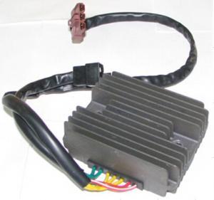 Quality Voltage Regulator Rectifier For Piaggio , 584533 Mp3 Gilera Nexus 125 6 Volt Regulator Rectifier for sale