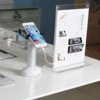 COMER anti-theft alarm system solutions for mobile phone accessories