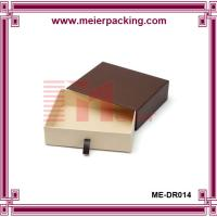 Quality Drawer Style Paper slide Box Gift Packaging With glossy lamination ME-DR014 for sale