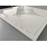 Buy cheap Beautiful Plastic Ceiling Tiles , Pvc Ceiling Tiles Four - Pointed Star from wholesalers