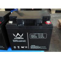 Quality Colorful 40ah 12v lead acid battery deep cycle gel or agm type for solar inverter for sale
