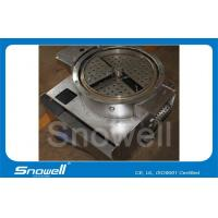 China Hollow Cylindrical Tube Ice Machine Evaporator Plate For Seafood , Small Capacity for sale