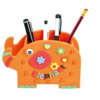 Buy cheap EVA colorful brush pot / Pen pot / EVA pen case from wholesalers