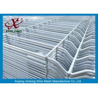 Quality Easily Assembled,Eco Friendly   PVC coated  fence and  garden wire mesh fence for sale
