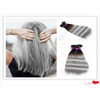 Buy Professional Remy Wet and Wavy Ombre Human Hair Extensions For White Girl at wholesale prices