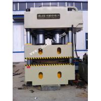 Quality Four Column Hydraulic Press, 1000 Tons Hydraulic 8 Column Press Machine for sale