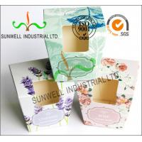 Quality OEM / ODM Custom Made Corrugated Cardboard Boxes CMYK Offset Printing for sale